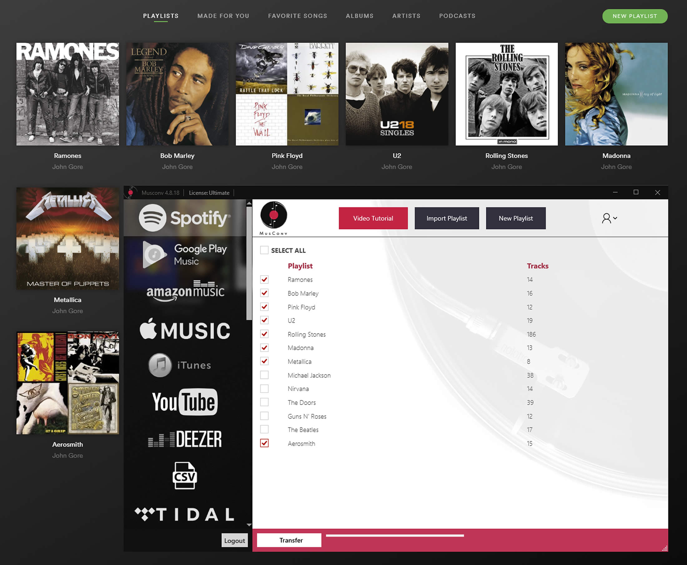 Move From Spotify to Roon