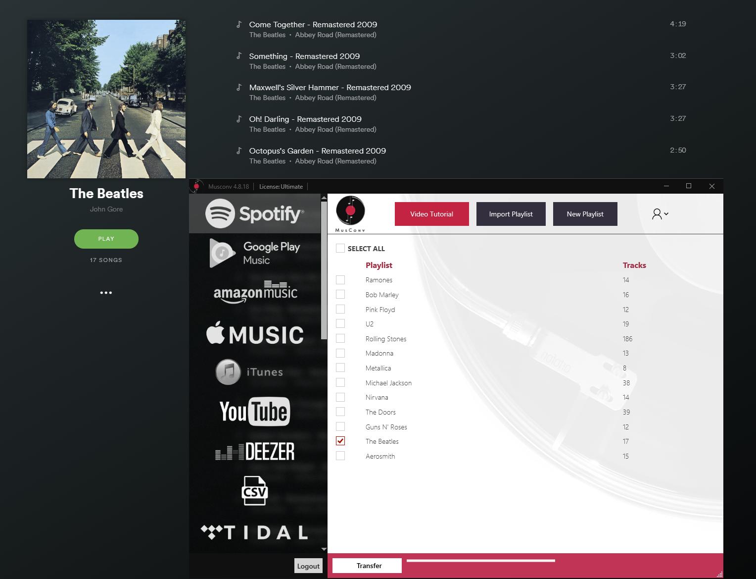 soundcloud vs spotify