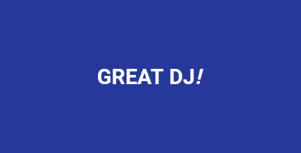 Move from Great DJ to Blip.fm