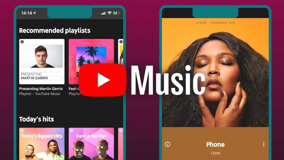 YouTube Music отключить видео для экономии энергии