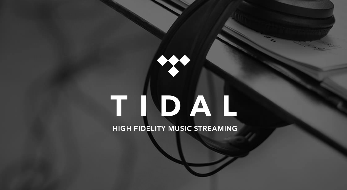 музыкальный сервис Tidal