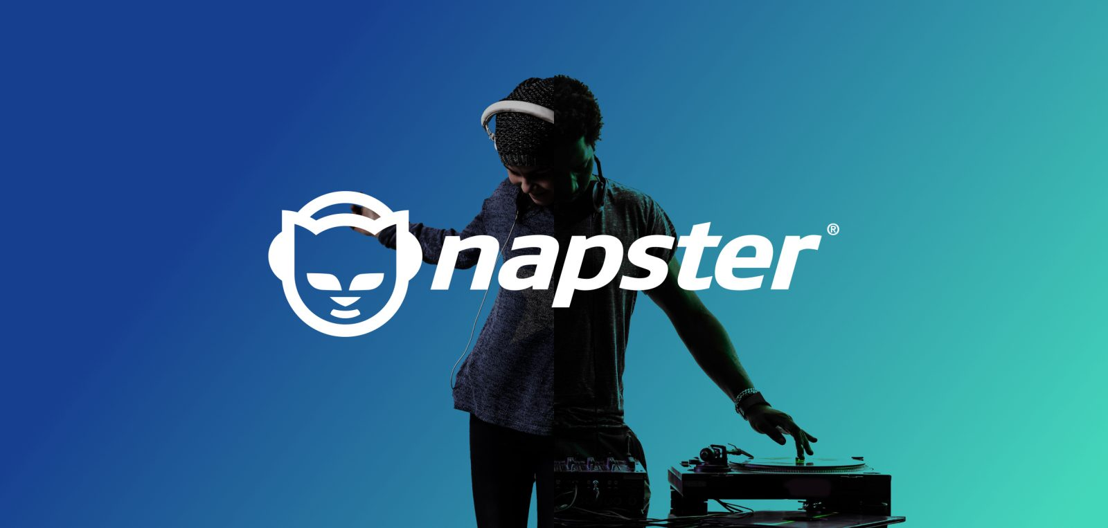 Музыкальный сервис Napster