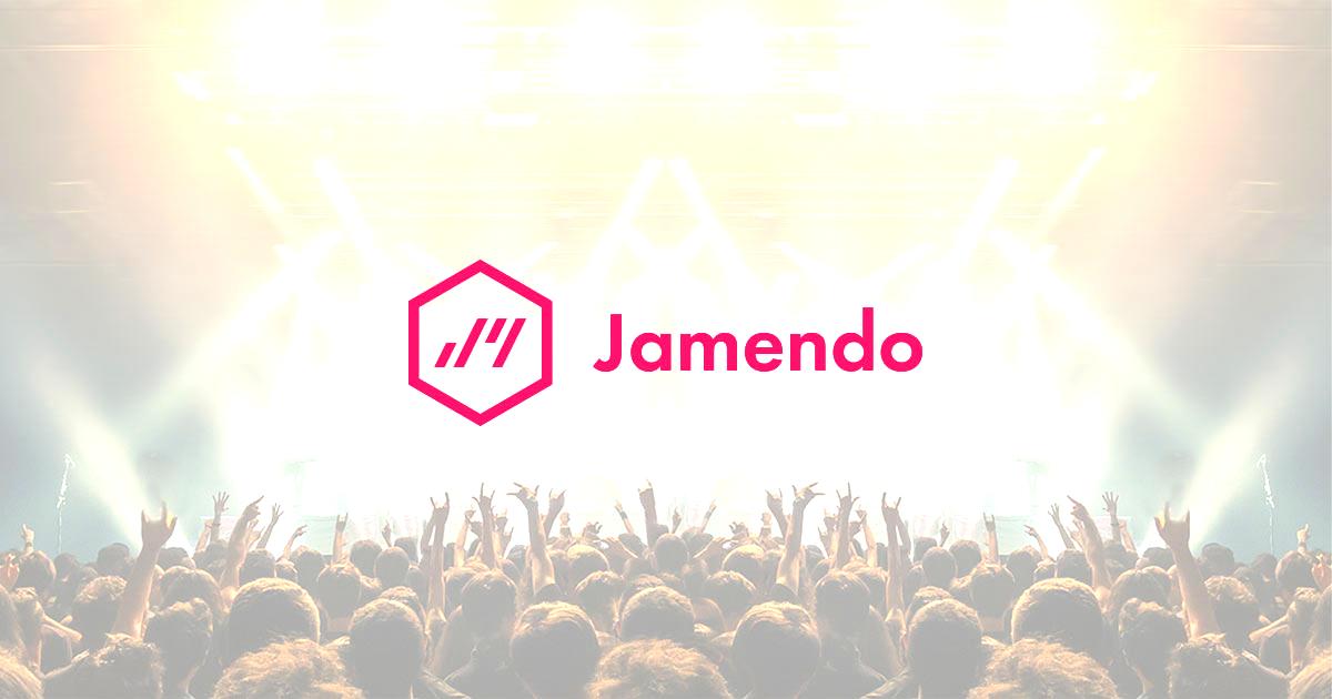 скачать музыку из Jamendo