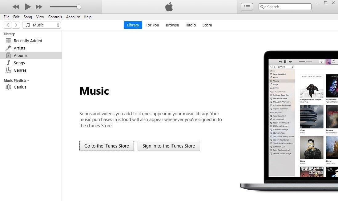последняя версия iTunes
