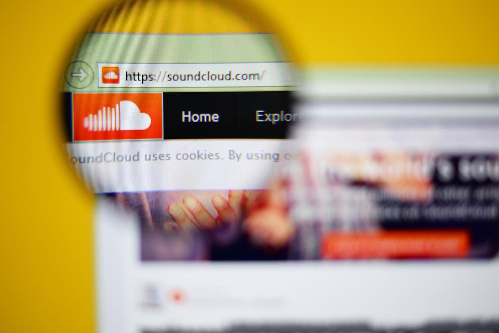 скачать треки с SoundCloud на ПК