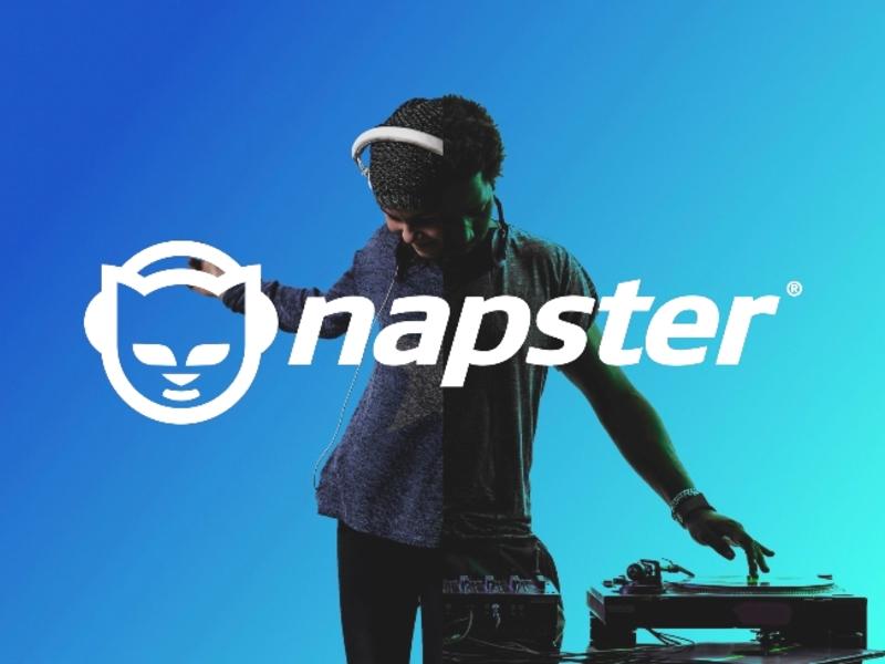 скачать музыкальные файлы Napster