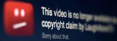 Copyright strike