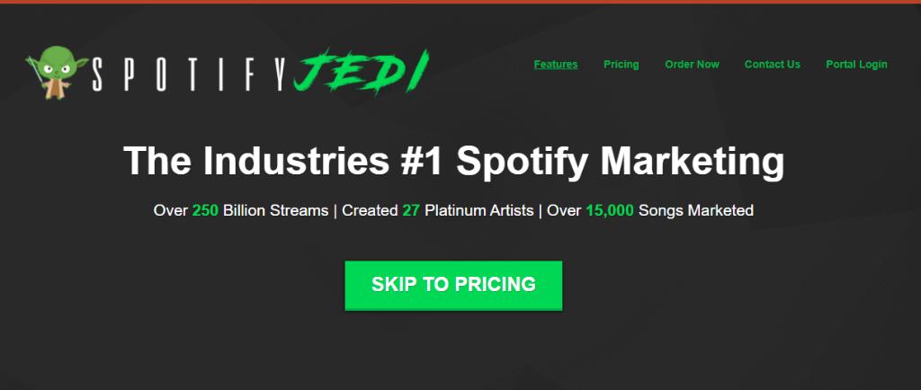 Spotify Jedi
